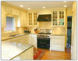 Yellow Kitchen Cabinets What Color Walls Grey Kitchen Cabinets With Blue Walls Home Design Ideas