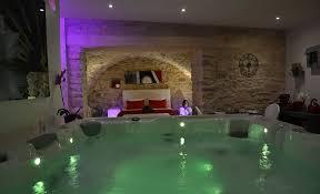 hotel avec dans la chambre herault les nuits envoutées chambre d hote avec spa privatif