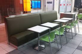 Banquette Booth Seating Wesnic Airports Commercial Office Convention Centers Wesnic