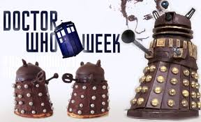 doctor who cake u0026 easy dalek treats by how to cook that ann