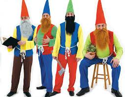 Minion Costume Ebay Mens Christmas Panto Pantomime Garden Gnome Dwarf Fancy Elf