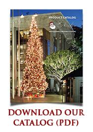 commercial christmas decorations among la county s top commercial decorating companies st