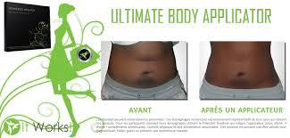 avant après ultimate body applicator l u0027ultimate body applicator