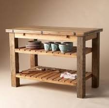 Pallet Kitchen Island Diy Pallet Kitchen Island For Less Than 50 Pallet Kitchen