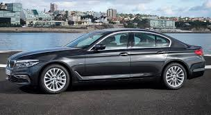 test drive 2017 bmw 5 series j d power cars