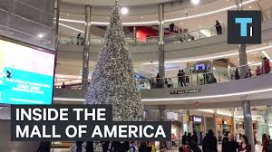 Map Of The Mall Of America by Inside The Mall Of America Youtube