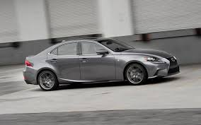lexus price malaysia 2014 2014 lexus is 250 f sport first test motor trend