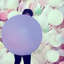 balloon decoration for birthday at home 36inch oversized latex helium balloon decoration wedding decoration