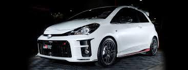 car lineup tokyo auto salon 2017 toyota gazoo racing