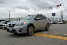 subaru crossover 2016 2016 subaru crosstrek review autoguide com news