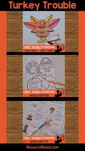 a turkey for thanksgiving by eve bunting worksheets 100 best thanksgiving images on pinterest thanksgiving