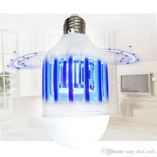 bug repellent light bulbs new dual use electric led night light bug zapper light bulb mosquito