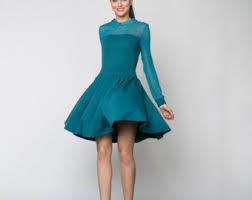 aquamarine bridesmaid dresses aquamarine dress etsy
