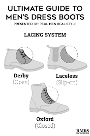 s boots with laces guide to s dress boots different boot styles how
