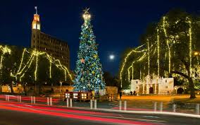 downtown san antonio christmas lights america s favorite cities for christmas lights 2016 travel leisure