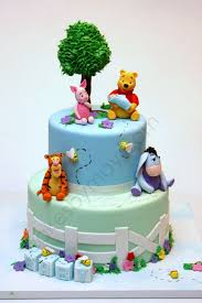 winnie the pooh baby shower cakes winnie the pooh and friends baby shower cake cake by cakes by