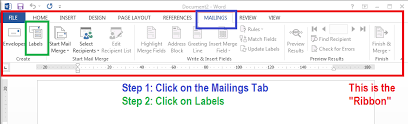 how to find u0026 open a label template label planet blog