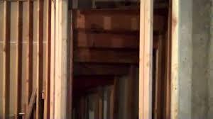 fire code under basement stairway mp4 youtube