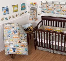 Truck Crib Bedding Sumersault 10 Crib Bedding Set Gridlock Baby