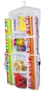 where to buy gift wrap hanging gift wrap organizer store wrapping paper for easy access