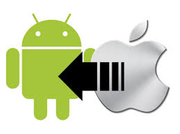 get contacts from android to iphone ios to android transfer phone to phone transfer