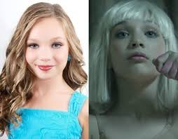 Maddie Chandelier Dance Mom U0027s Maddie Ziegler Sia Music Video Chandelier Dancing