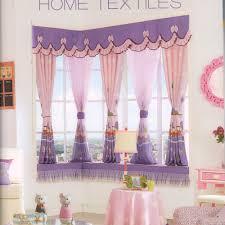 Big Window Curtains Dreamy Purple Princess Big Window Curtains