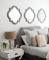 bed bath and beyond mirrors inspire q esmeral grey linen button