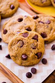 pumpkin chocolate chip cookies sallys baking addiction