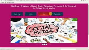 netspam a network based spam detection framework for reviews in