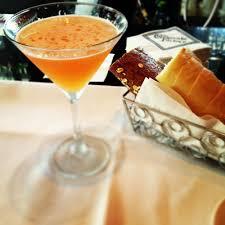 orange martini recipe blood orange martini yelp