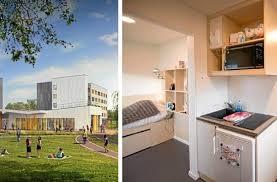 chambre du crous a caen les résidences universitaires se modernisent
