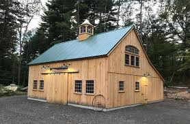 Lean To Barns Country Carpenters