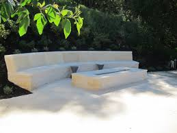 Firepit Bench by Outdoor Firepits And Fireplaces