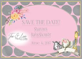 Baby Shower Save The Date Baby Shower Save The Date Image Collections Baby Shower Ideas