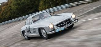 mercedes auction rm sotheby s to auction 55 mercedes 300 sl sportabteilung