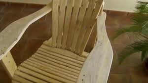 Skull Adirondack Chair Free Adirondack Chair Only Using Pallets You Can Build This
