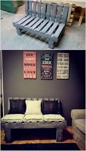 Wood Pallet Furniture Living Room 176 Best Wooden Pallet Furniture Images On Pinterest Wooden