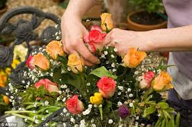 Putting Roses In A Vase How To Make Your Flowers Last Twice As Long Revealed Daily Mail