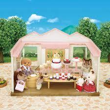 sylvanian families village cake shop toys r us