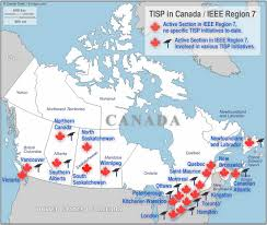 London Canada Map by Tisp Canada