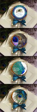peacock wedding favors lmk gifts peacock wedding cookie pop favors