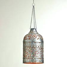 Punched Tin Pendant Light Punched Tin Pendant Light S Punched Tin Hanging Light Fixtures