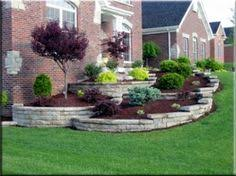 starting a landscape plan the basics landscaping ideas front