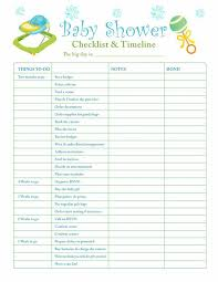 bridal shower planner interesting baby shower planner template 57 for your best baby