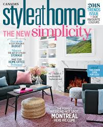 Home Trends And Design Careers by Style At Home