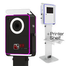 photo booth printer lumia photo booth diy shell w ringlight plus bolt on printer