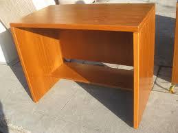 Teak Computer Desk Uhuru Furniture Collectibles Sold Simple Teak Desk 25