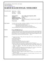 petroleum engineer resume rabeh rageh lifting engineer cv