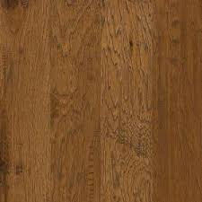 Shaw Engineered Hardwood Flooring Shaw Western Hickory Saddle 3 8 In T X 5 In W X Random Length